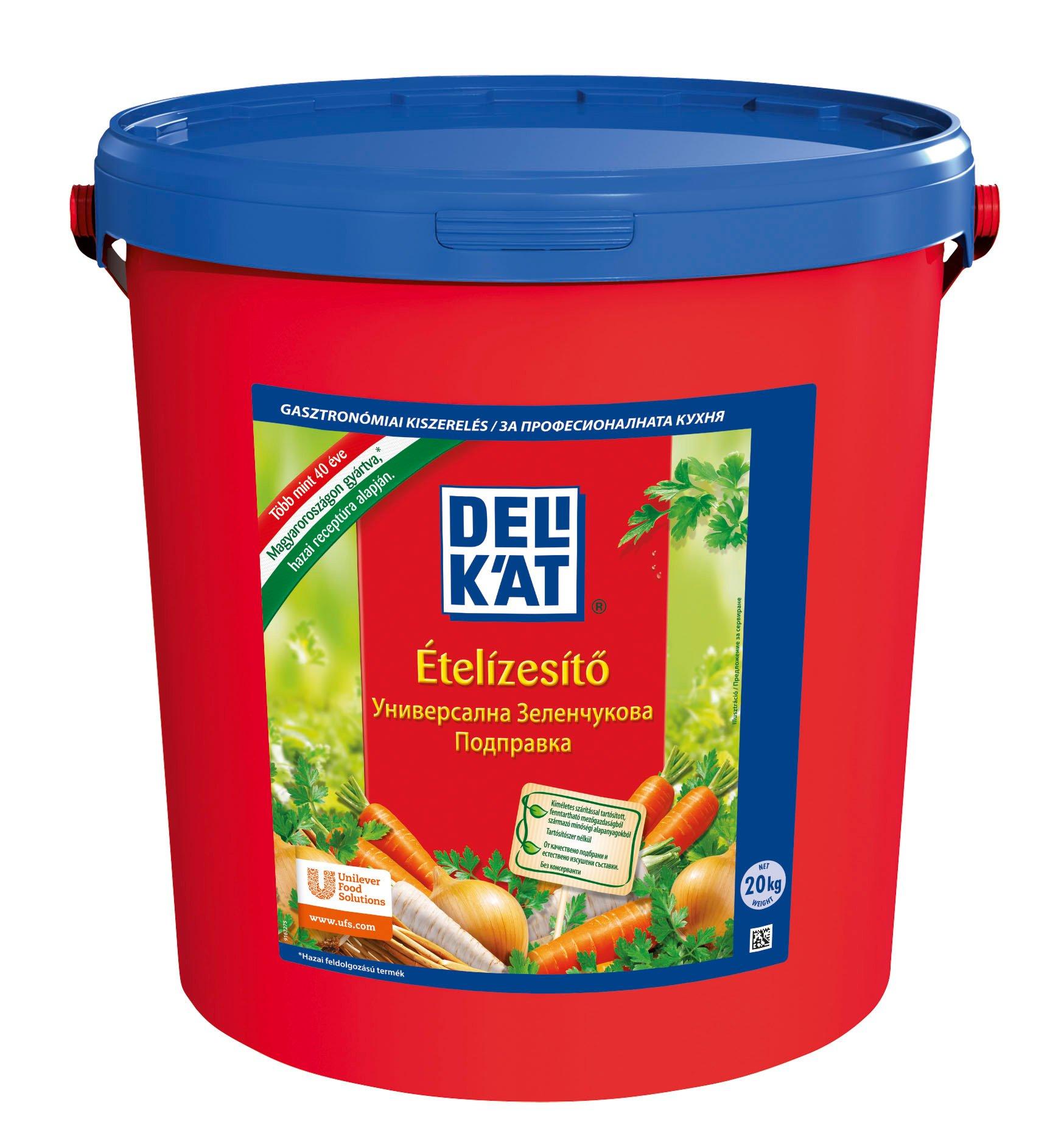 KNORR Delikát Ételízesítő 20 kg*