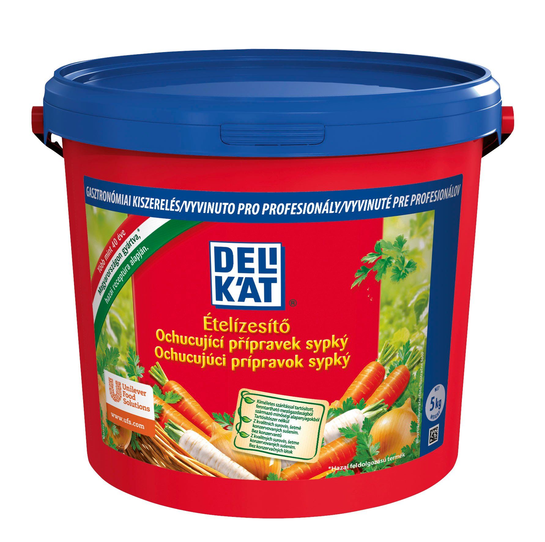 KNORR Delikát Ételízesítő 5 kg