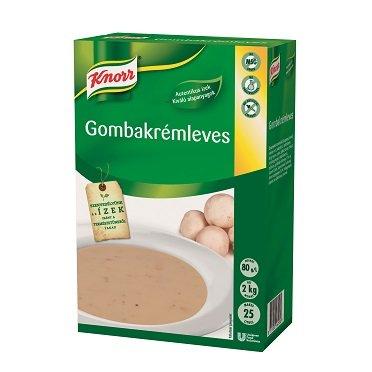 KNORR Gombakrémleves