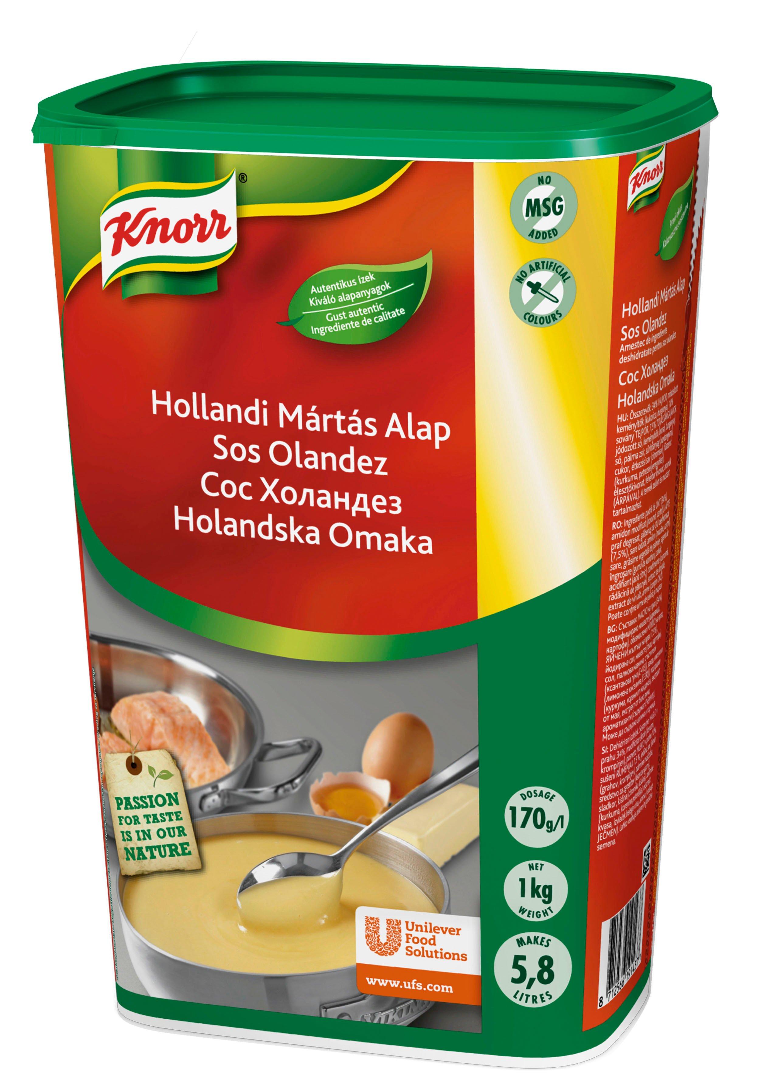 KNORR Hollandi mártás 1 kg -