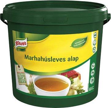 KNORR Marhahúsleves alap**