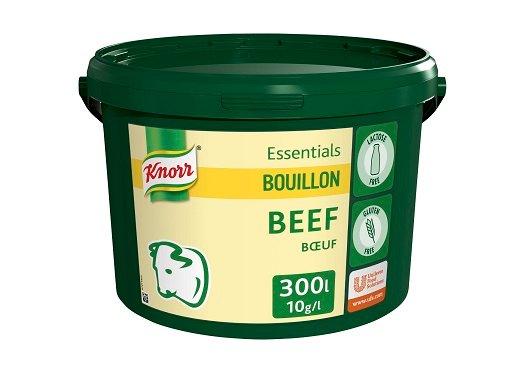 KNORR Marhahúsleves alap - Allergénmentes 3kg