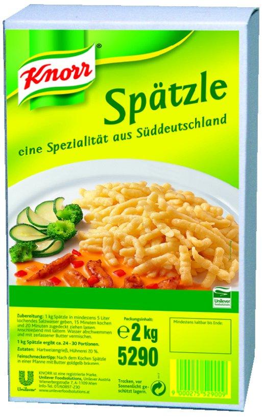KNORR Német tájjelegű galuska - Spatzle**
