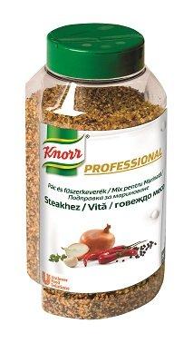 KNORR Prémium pác és fűszerkeverék Steakhez 0,75 kg -