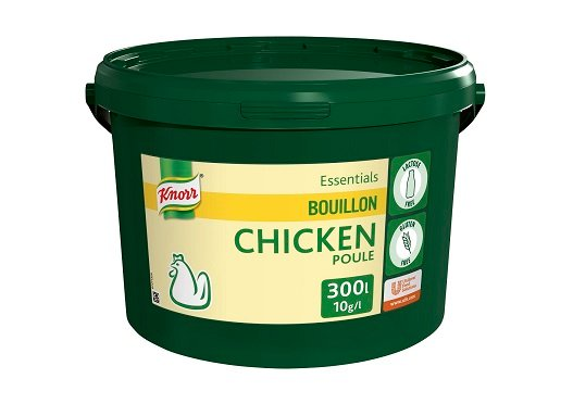 KNORR Tyúkhúsleves alap - Allergénmentes 3kg -