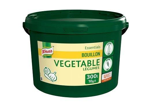 KNORR Zöldségleves alap allergénmentes 3 kg