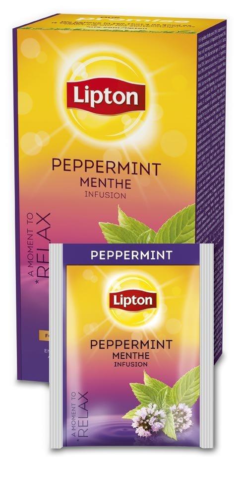 LIPTON Peppermint - Filteres borsmenta tea