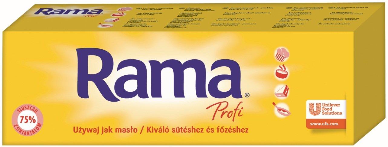 RAMA 75 % zsírtartalmú Margarin