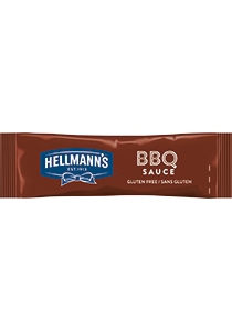 HELLMANN'S mini BBQ szósz – 10 ml