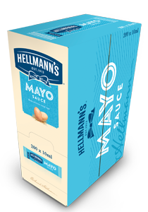 HELLMANN'S Mini Majonéz Light 15 ml x 200 db