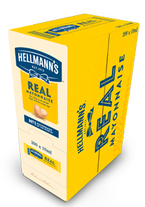 HELLMANN's Mini Majonéz Real 15ml*200db
