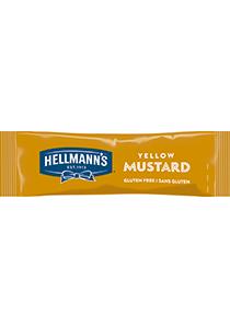 HELLMANN'S mini Mustár édesítőszerrel - 10 ml
