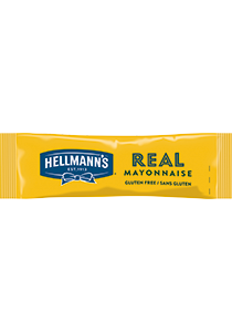 HELLMANN'S mini Real Majonéz  - 10 ml