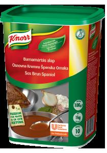 KNORR Barna mártás 1 kg - A Knorr Barnamártással való sűrítés és ízesítés tökéletes végeredményt biztosít.