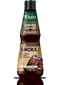Knorr Folyékony ízesítő füstölt cukorral és sült vöröshagymával 400 ml - Természetes alapanyagok és összetett ízek egy üvegbe zárva