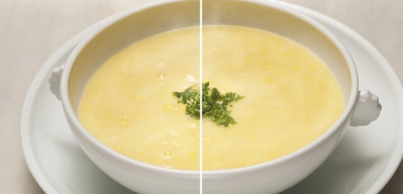 KNORR MAIZENA Kukoricakeményítő** - A Knorr Kukoricakeményítő csomómentes sűrítést tesz lehetővé.