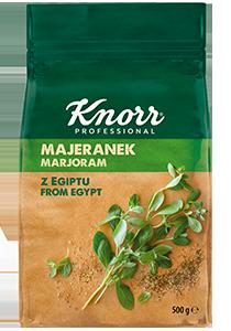 KNORR Majoranna - Napi szinten különböző fűszer növényeket használok, ezért fontos hogy megfelelő ízt, illatot biztosítsak ételeimnek.