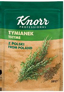 KNORR Morzsolt kakukkfű - Napi szinten különböző fűszer növényeket használok, ezért fontos hogy megfelelő ízt, illatot biztosítsak ételeimnek.