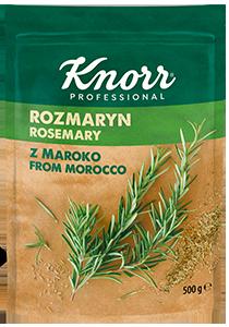 KNORR Morzsolt rozmaring - Napi szinten különböző fűszer növényeket használok, ezért fontos hogy megfelelő ízt, illatot biztosítsak ételeimnek.