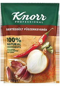 KNORR Sertéssült fűszerkeverék 0,35 kg - Legnépszerűbb ételeimhez lehetőleg természetes fűszerkeverékeket használok.