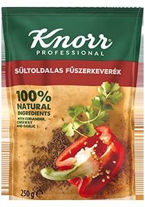 KNORR Sültoldalas fűszerkeverék - Kizárólag olyan fűszerkeveréket használok, ami természetes összetevőkből készült és ételeimnek megbízható ízt kölcsönöz.
