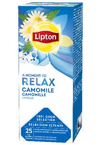 LIPTON Camomile - Filteres kamilla tea