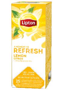 LIPTON Citrom tea 25 x 1,6 g