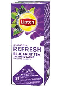 LIPTON Feketeribizli-áfonya-szeder tea 25 x 1,6 g