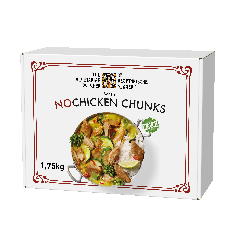 The Vegetarian Butcher Vegán darabolt csirkehús-helyettesítő 1,75 kg - A The Vegetarian Butcher termékekkel könnyedén el tudom készíteni a legnépszerűbb ételeket ízletes, vegetáriánus módon.
