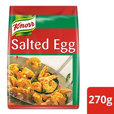 1 Karton Knorr Golden Salted Egg Power 270g -