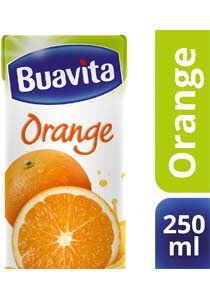 Buavita Orange 250ml -