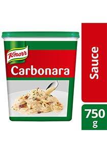 Knorr Saus Carbonara 750g