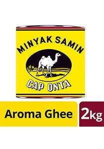 Minyak Samin Minyak Nabati Padat 2kg