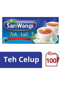 SariWangi Tea Bag 100 Asli -
