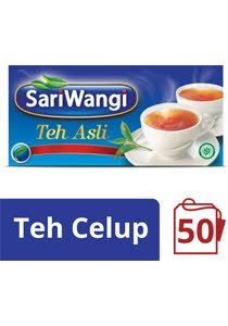 SariWangi Tea Bag 50 Asli