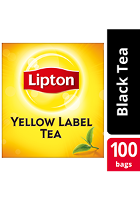 Lipton Yellow Label 100 Tea Bag Non Envelope