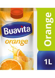 Buavita Orange 1L - Buavita, jus favorit yang terbuat dari buah asli, segar dan menyehatkan
