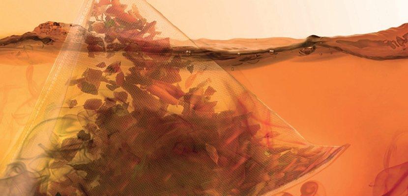 Lipton Pyramid Green Tea Sencha 30x1.8g - Dengan kantong berbentuk piramid yang lebih disukai oleh sebagian besar konsumen