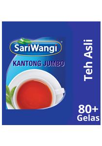 SariWangi Kantong Jumbo 4x20g