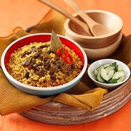 Nasi Goreng Duk Duk