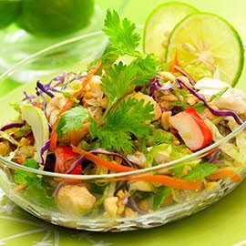 Salad Asia
