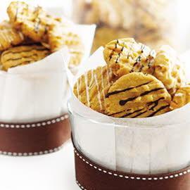 Tasty Peanut Butter Oatmeal Cookies