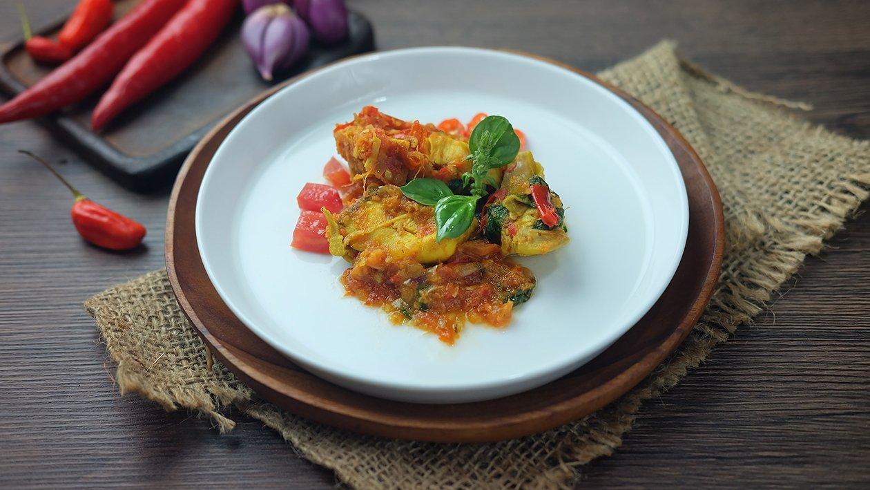 Ayam Rica Unilever Food Solutions Id