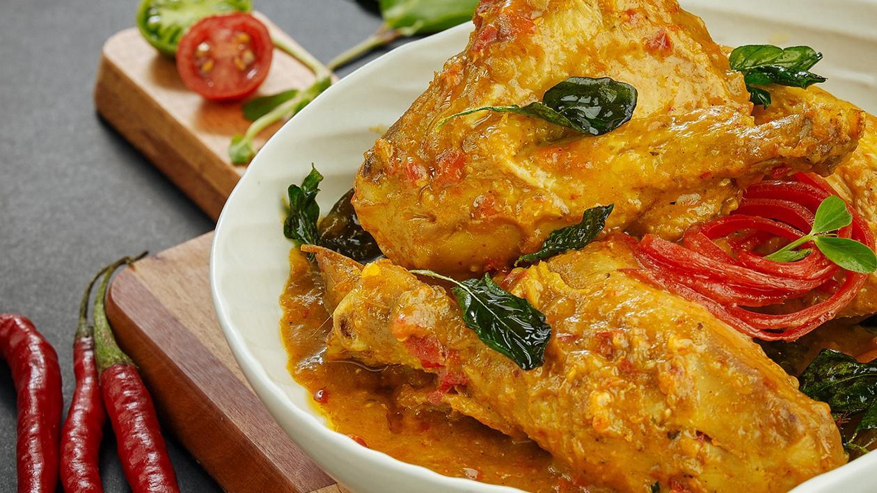 Ayam Woku ala Chef Deden Gumilar