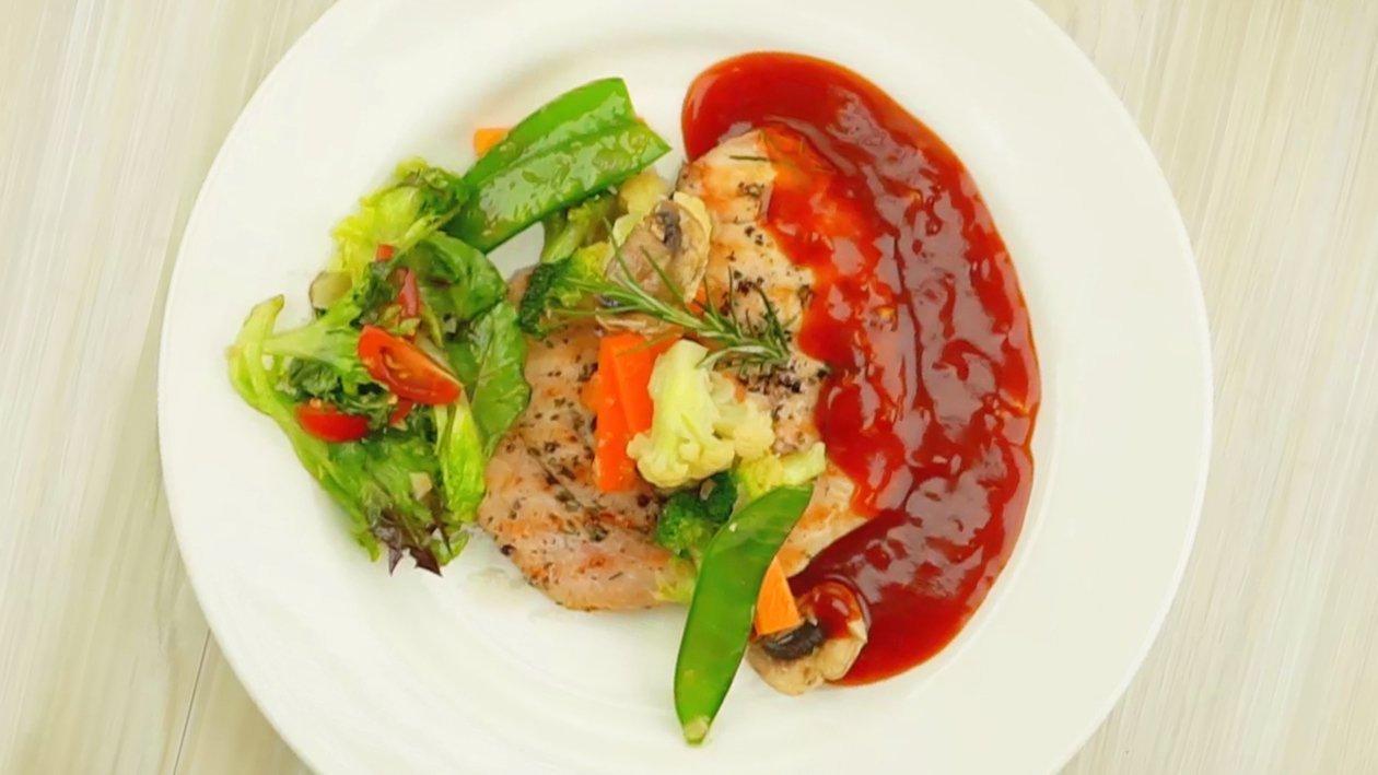 Chicken Steak BBQ Sauce