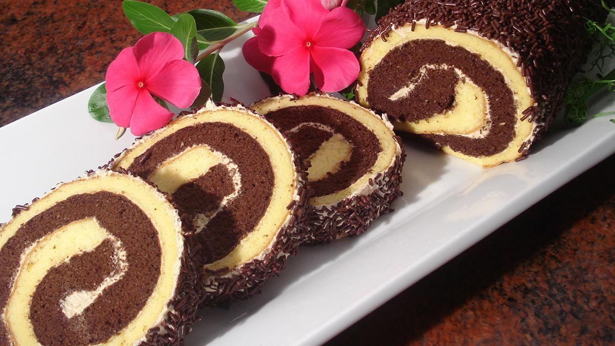 Classic Mocca Cake