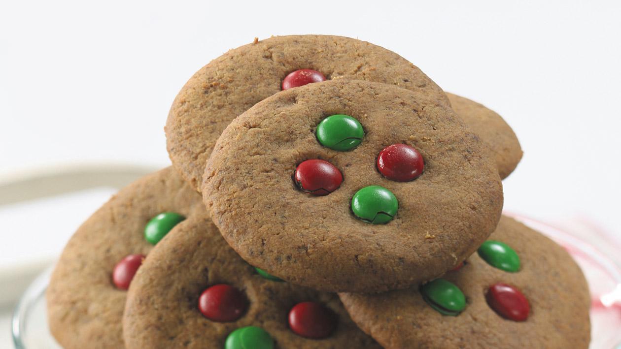 Giant Peanut Cookies