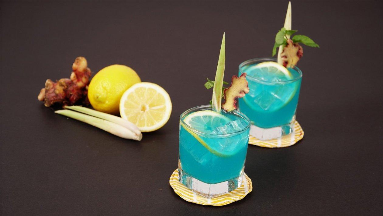 Ginger Lemonade Elixir