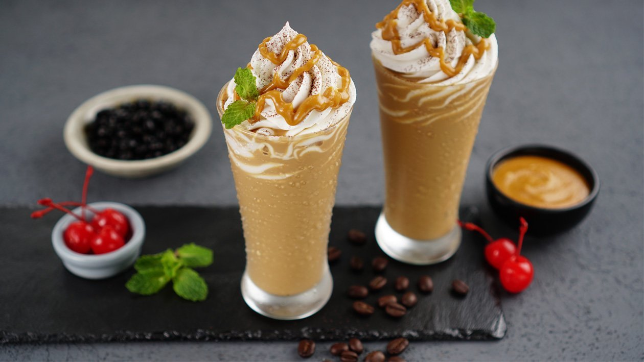Ice Coffee Latte Bango