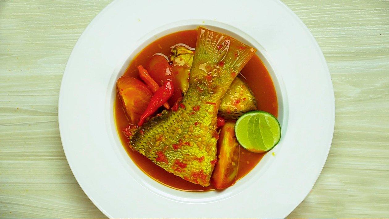 Ikan Bumbu Woku